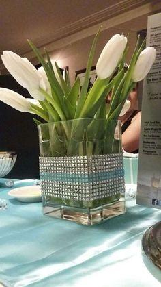 Breakfast at Tiffany's 50th Birthday party | CatchMyParty.com