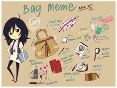 Bag meme by rasu-chi.deviantart.com on @deviantART