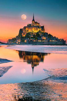 Fairy Taleby İlhan Eroglu, Mont Saint-Michel France