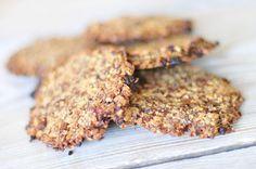 Gezonde amandelkoekjes - gezonde snack - Voedzaam en Snel