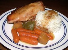 Tangy Tender Chicken Crock Pot) Recipe - Food.com - 133531