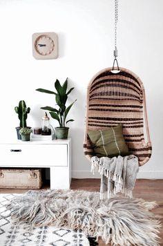 simplicity Décor Escandinavo plantas sala home casa ❇ Juliano lorza