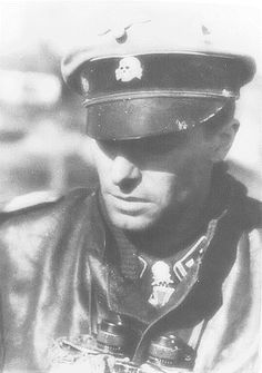Joachim Peiper 1st SS Panzer Division Leibstandarte SS Adolf Hitler