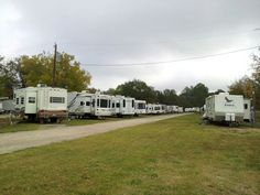 Bluebird RV Park And Campground At Wills Point TX