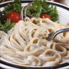 Easy Vegan Fettuccine Alfredo | We Made Mouth-Watering Pasta Six Ways And You're Going To Instantly Crave Pasta