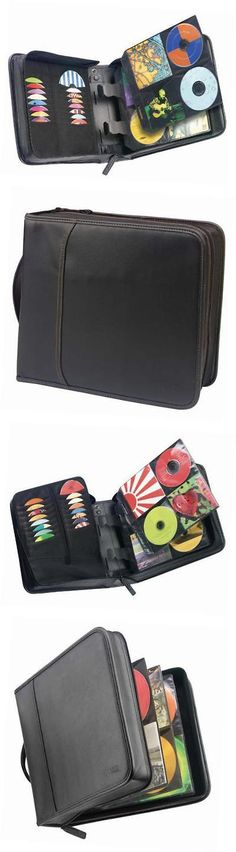 Media Cases and Storage: Ksw-208 Koskin 224 Capacity Cd Dvd Prosleeve Wallet (Black) -> BUY IT NOW ONLY: $33.35 on eBay!