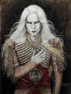 'Prince Nuada' by legadema666 on deviantART
