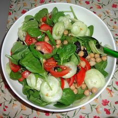 Parola di Deirdre!: Un'insalata che è quasi un primo