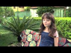 Clipe Bom dia Larissa Manoela - CARROSSEL