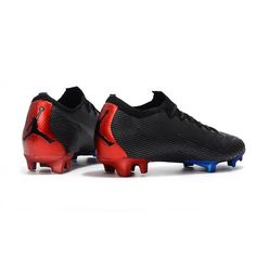 competitive price 122be 670db Nike Mercurial Vapor 12 Elite FG Man Boots - Black Blue