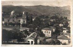 Agios Panteleimon Ortodoks Kilisesi. Bugün yerinde Göztepe Kız Teknik ve Meslek Lisesi vardır.:((