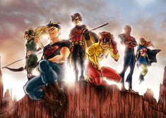 Young Justice.