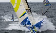 Francois Gabart can't make it to the ISAF Rolex World Sailor of the Year awards because he's making a pit stop in Peniche, 87 kms NW of Lisbon for the Transat Jacques Vabre.... Check out the latest news here