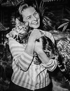 Ingrid Bergman - szwedzka aktorka filmowa i teatralna. http://www.kotysos.org/daj-procenta-na-kocieta/