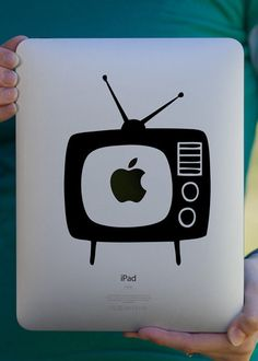 Items similar to Retro TV iPad Decal / Macbook Decal / Laptop Decal on Etsy Macbook Decal, Macbook Case, Laptop Decal, Laptop Cases, Bees Knees, Apple Products, Silhouette Projects, Way Of Life, Tech Gadgets