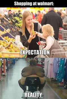 omgosh, it is so true. I love riding around in walmart parking lot. I usually see a show there, ha ha!!!