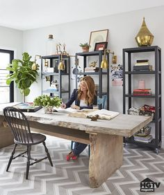 My Home Office – Blog Room – Family Command Center. | Room