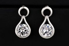 Geometry Round Crystal earrings    Make a statement  Starting at    88% OFF
