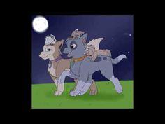 Rocky and Tundra tribute Los Paw Patrol, Paw Patrol Rocky, Paw Patrol Bedding, My Little Pony, Wolf Love, Furry Art, Editor, Pup, Animation