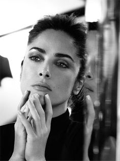 Salma Hayek – The Edit Magazine (February 2015)
