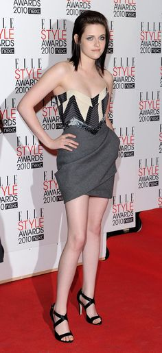 The Kristen Stewart Look Book -Pucci 2010