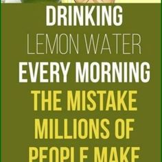 Drinking Lemon Water Every Morning – The Mistake Millions of People Make Warm Lemon Water, Drinking Lemon Water, Signs Of Adrenal Fatigue, Healthy Kidneys, Man Of Honour, Body Detoxification, 7 Places, Receding Gums, Thyroid Problems