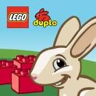 LEGO DUPLO ZOO Review. An app for 4 year olds for iPhone/iPod touch + iPad (universal app).