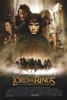 Directed by Peter Jackson. With Elijah Wood, Ian McKellen, Orlando Bloom, Sean Bean. A meek hobbit of the Shire and eight companions set out on a journey to Mount Doom to destroy the One Ring and the dark lord Sauron. Lord of the Rings Rings Film, 15 Rings, The Lord Of The Rings, Fellowship Of The Ring, Ian Mckellen, Legolas, Gandalf, Tolkien, The Ring Full Movie