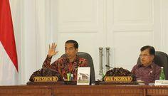 2,5 Tahun Pemerintahan Jokowi-JK, Publik Merasa Puas 64,4 Persen