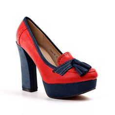 Paloma Navy, $39, now featured on Fab.
