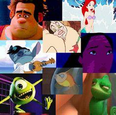 Kennst du wirklich noch alle NAMEN von 99 berühmten Disney-Zeichentrick-Figuren? Dieser TEST ist wirklich eine echte Herausforderung, aber