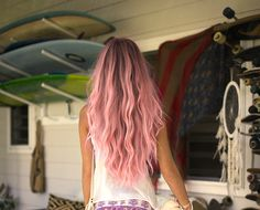 brown pink ombre hair - Google Search