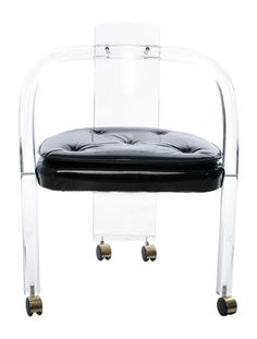 Vintage Lucite Chair