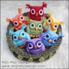 Mesmerizing Crochet an Amigurumi Rabbit Ideas. Lovely Crochet an Amigurumi Rabbit Ideas. Crochet Owls, Crochet Amigurumi, Cute Crochet, Amigurumi Patterns, Crochet Crafts, Yarn Crafts, Crochet Baby, Knit Crochet, Knitting Patterns