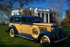 1933 Hupmobile