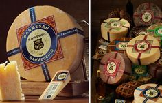 Sartori Cheese by CO Projects, via Behance Cheese Brands, Cheese Shop, Brand Packaging, Packaging Design, Sartori Cheese, Wisconsin Cheese, Wines, Artisan, Branding