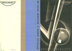 Joseph Binder, Optical Works C. Reichert, 1926