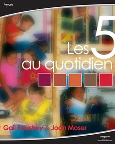 """Yes it's available in French! Some call it """"Lire et écrire avec plaisir"""". Want real differentiation and student engagement in your language arts program? The have nailed it! Daily Five Cafe, Daily 5, French Teacher, Teaching French, Behaviour Management, Classroom Management, Ontario Curriculum, French Classroom, French Immersion"""