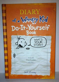 Diary of a wimpy kid box of books 1 8 the do it yourself book diary of a wimpy kid do it yourself book do it yourself hardcover jeff solutioingenieria Gallery