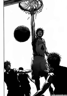 "WHAT?? Akashi Seijuro can dunk?? He's only 5'8""! How is this even possible?"