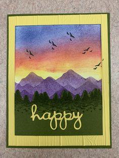 Birthday Tree, Birthday Cards, Scrapbook Cards, Scrapbooking Ideas, Stamping Up Cards, Pop Up Cards, Masculine Cards, Kids Cards, Greeting Cards Handmade