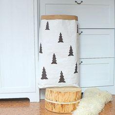 Papírový pytel stromečkový 50x80cm