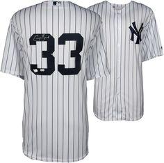 5a503094b69 Greg Bird New York Yankees Signed Majestic White Replica Jersey -  Fanatics#Yankees#Signed