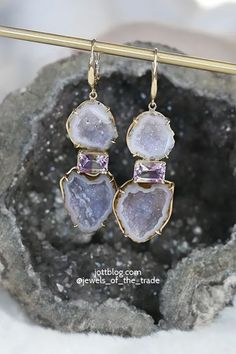 eleux.com Morning Love, Gemstone Colors, Signature Style, Design Process, Custom Jewelry, Natural Gemstones, Unique Gifts, Custom Design, Jewelry Design