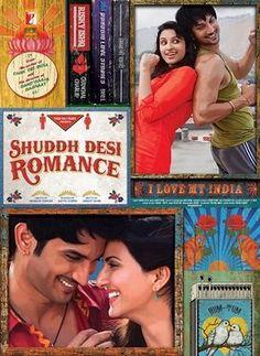 Shuddh Desi Romance (2013) Full Movie Watch Online Free HD - MoviezCinema.Com
