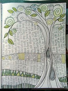 Image result for journal page ideas