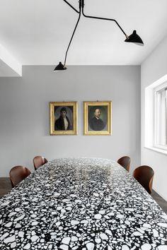 Un piso en Roma con esencia vintage y en un entorno minimalista y contemporánea - - Beautiful Interior Design, Beautiful Interiors, Interior Design Inspiration, Home Decor Inspiration, Luxury Home Decor, Cheap Home Decor, Feng Shui, Home Decor Kitchen, Vintage Home Decor