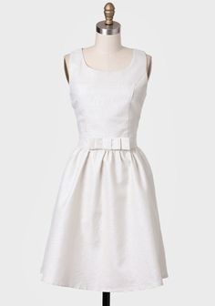 Eternal Bliss Bow Dress - Ruche - TONS of cute dresses here at about $50 - bridesmaids?