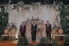 new Ideas garden wedding ceremony ideas simple Wedding Ceremony Ideas, Wedding Stage Backdrop, Wedding Backdrop Design, Wedding Wall, Rustic Wedding, Dream Wedding, Wedding Backdrops, Decor Wedding, Reception Ideas