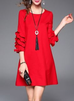 Dress red outfit night ideas the red dress